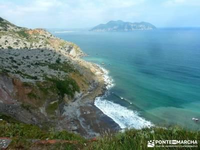 Santoña,Monte Buciero-Laredo; viajar con amigos compañeros para viajar recorrido por madrid